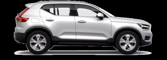 XC40 T3 año modelo 2020 Manual