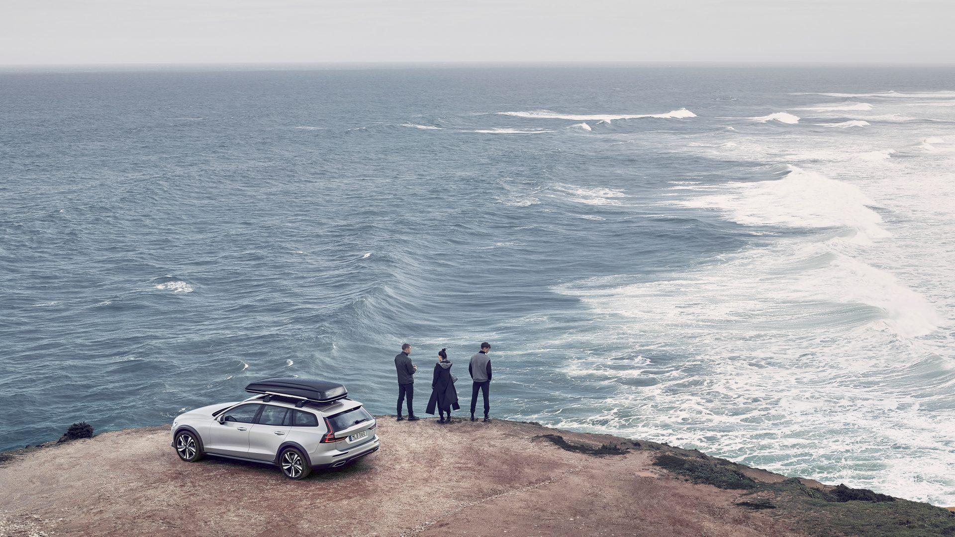 Nuevo Volvo V60CC